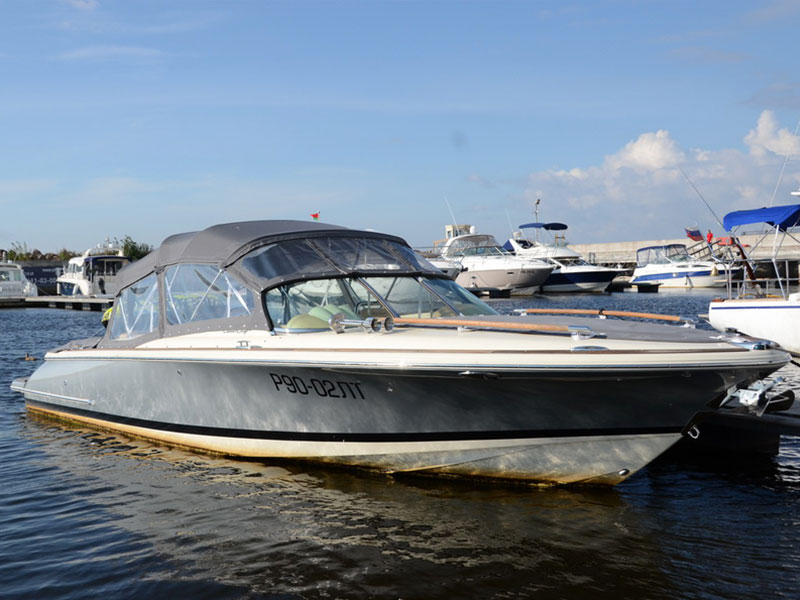 Тент для катера Chris Craft 25
