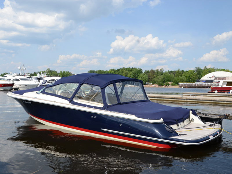 Тент для катера Chris Craft 28